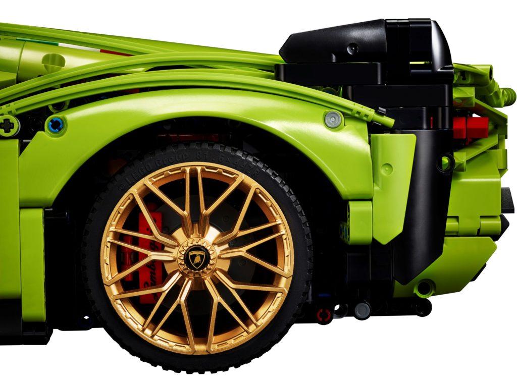 LEGO Technic 42115 Lamborghini SIÁN FKP 37 | ©LEGO Gruppe