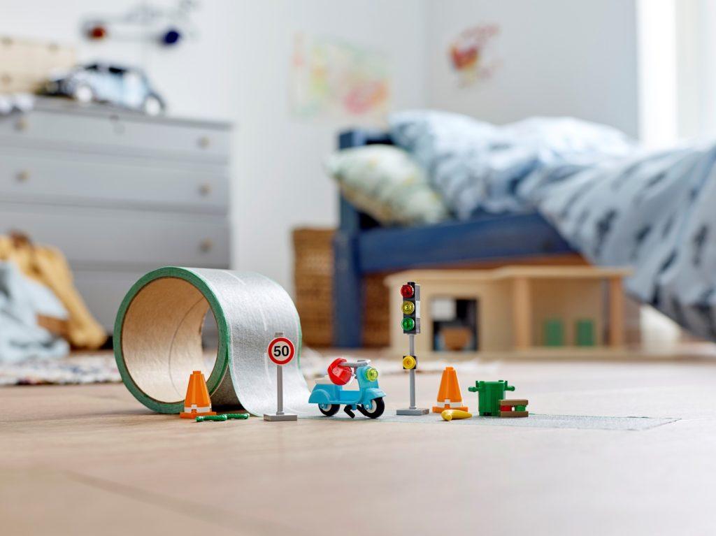 LEGO xtra 854048 Straßen-Klebeband   ©LEGO Gruppe