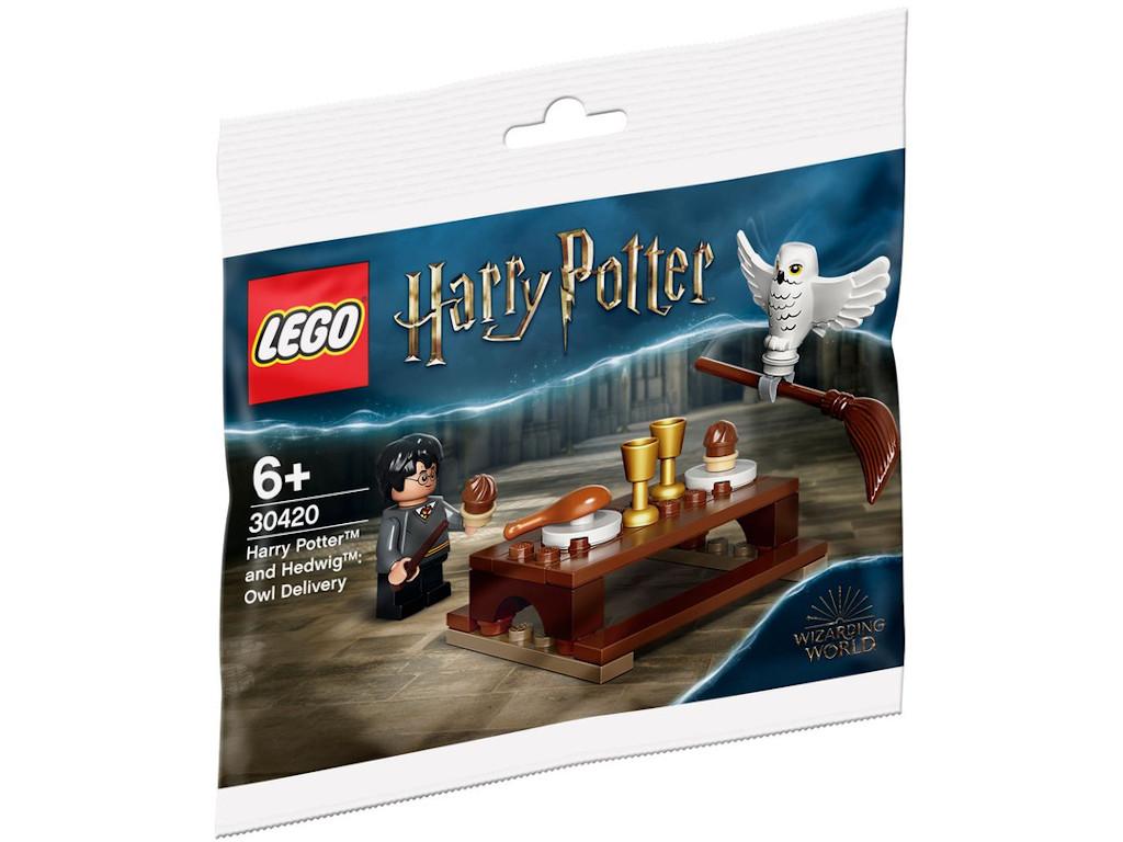 LEGO 30420 Harry Potter und Hedwig Polybag | ©LEGO Gruppe