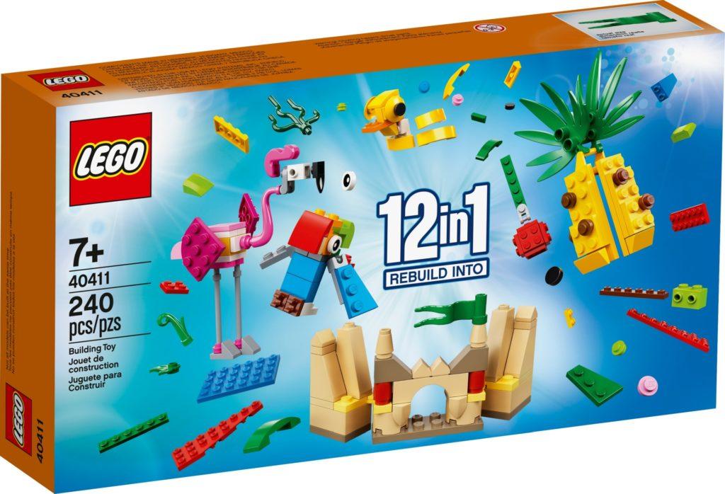 LEGO 40411 Creative Fun 12-in-1 | ©LEGO Gruppe
