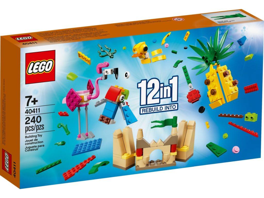 LEGO 40411 12-in-1-Sommerspaß | ©LEGO Gruppe