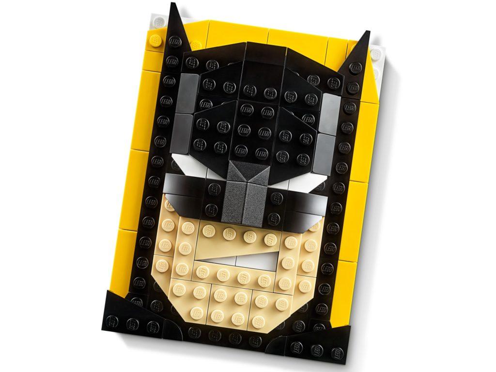 LEGO Brick Sketches 40386 Batman | ©LEGO Gruppe
