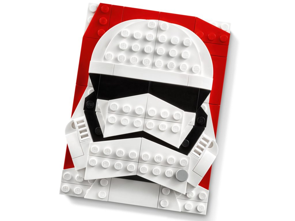 LEGO Brick Sketches 40391 First Order Stormtrooper | ©LEGO Gruppe