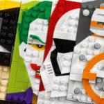 LEGO Brick Sketches ab 15. Juli 2020 verfügbar | ©LEGO Gruppe