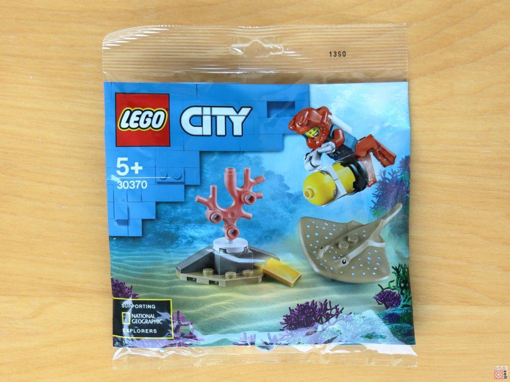 LEGO City 30370 Tiefseetaucher Polybag | ©Brickzeit