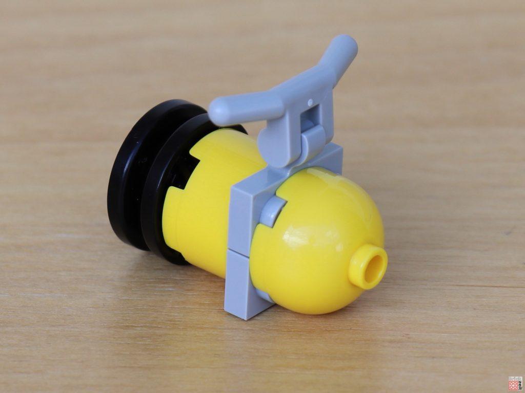 LEGO Tauchscooter, Vorderseite | ©Brickzeit