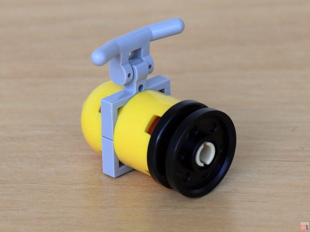 LEGO Tauchscooter, Rückseite | ©Brickzeit