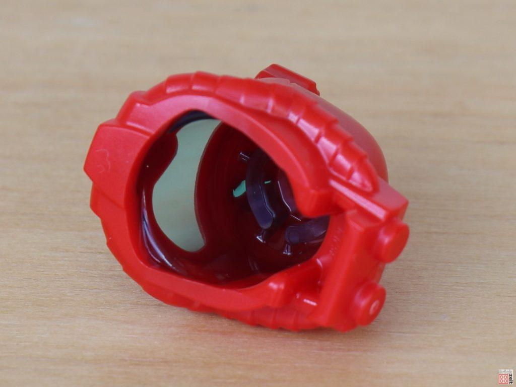 Helm des Tiefeseetauchers besteht aus zwei Komponenten | ©Brickzeit