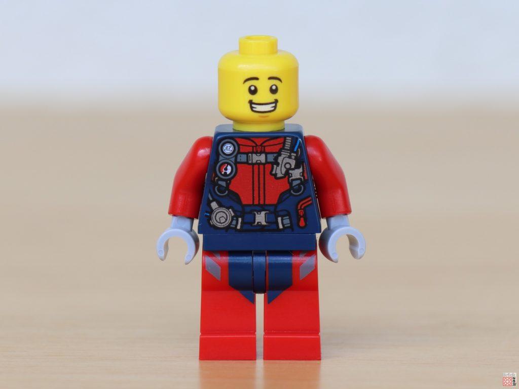 LEGO City 30370 Tiefseetaucher, ohne Zubehör, Vorderseite | ©Brickzeit