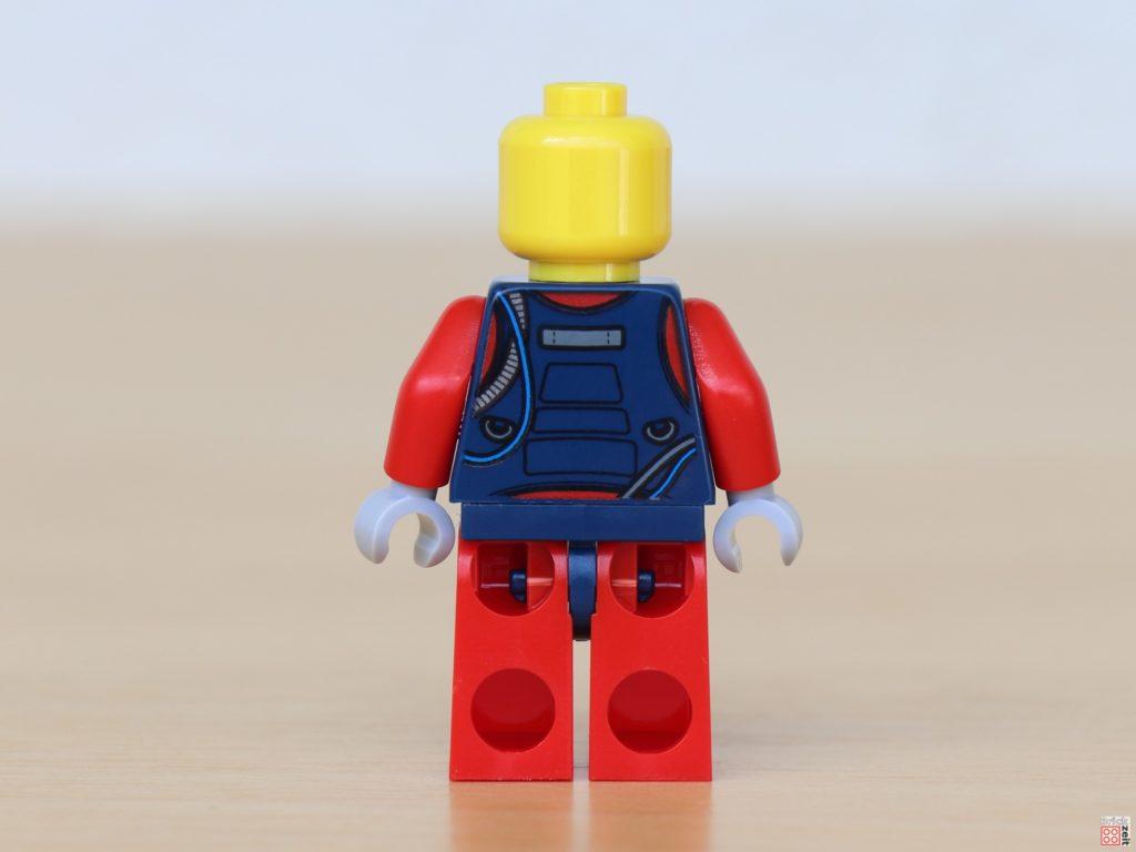 LEGO City 30370 Tiefseetaucher, ohne Zubehör, Rückseite | ©Brickzeit