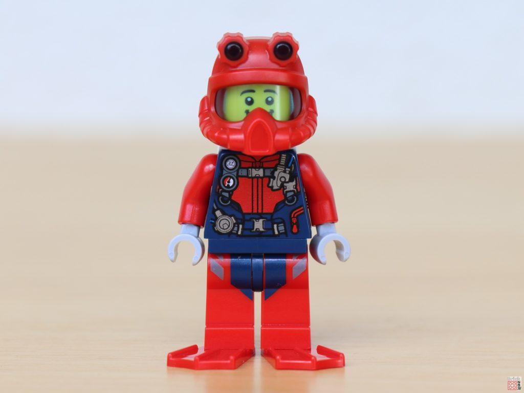 LEGO City 30370 Tiefseetaucher, Vorderseite | ©Brickzeit