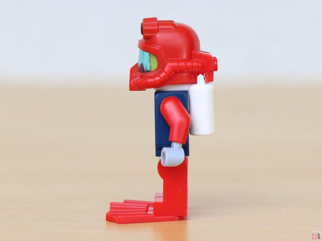 LEGO City 30370 Tiefseetaucher, linke Seite | ©Brickzeit