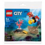 LEGO City 30370 Tiefseetaucher als Gratisbeigabe bei Toymi.eu