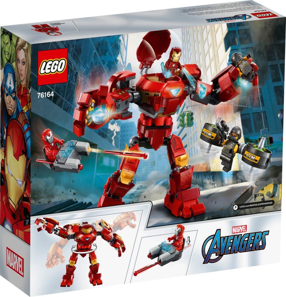 LEGO Marvel 76164 Iron Man Hulkbuster vs. A.I.M.-Agent | ©LEGO Gruppe