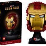 LEGO Marvel 76165 Iron Mans Helm - Titelbild | ©LEGO Gruppe