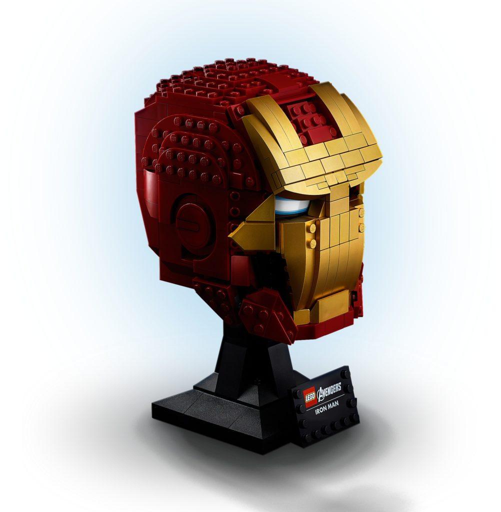 LEGO Marvel 76165 Iron Mans Helm | ©LEGO Gruppe