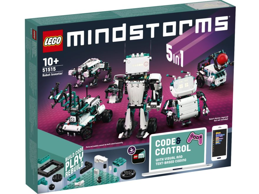 LEGO® MINDSTORMS® 51515 Robot Inventor Titelbild | ©LEGO Gruppe