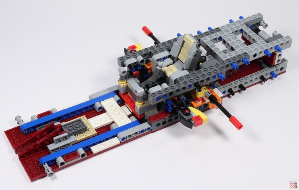 LEGO Star Wars 75275 - Bauabschnitt 03, Bild 08 | ©2020 Brickzeit