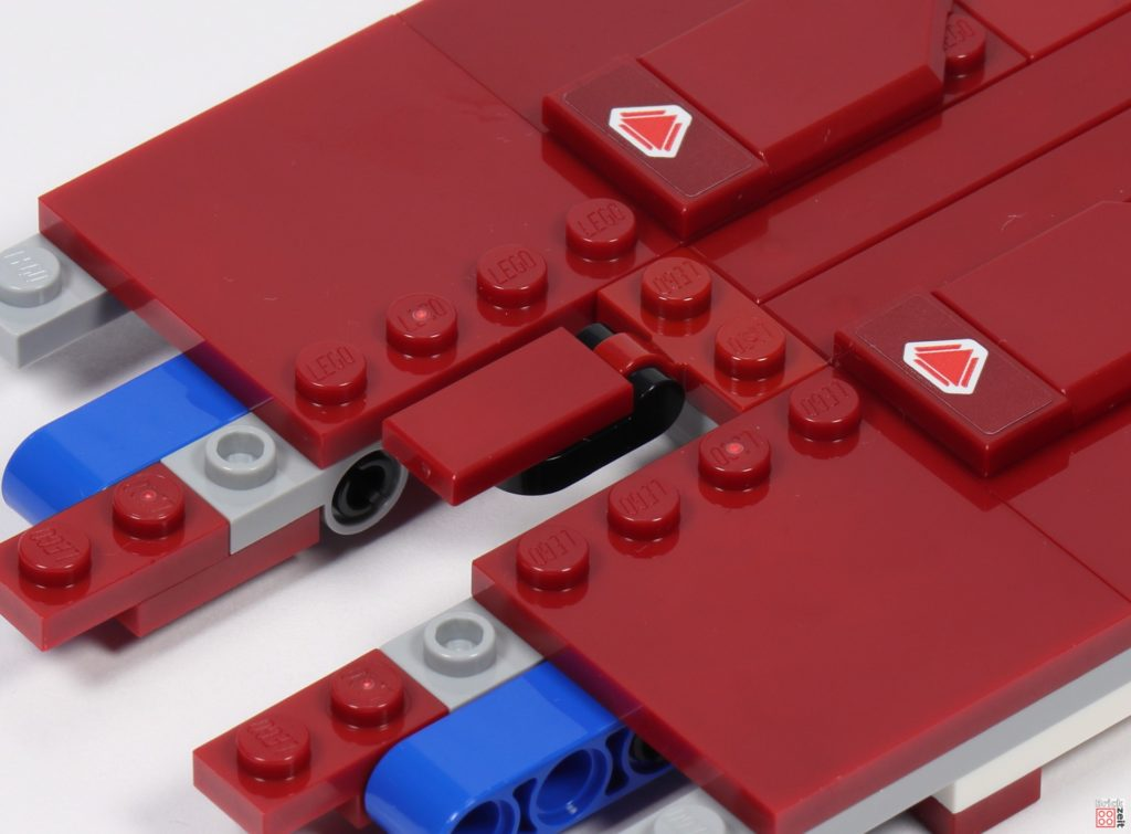 LEGO Star Wars 75275 - Bauabschnitt 03, Bild 19 | ©2020 Brickzeit