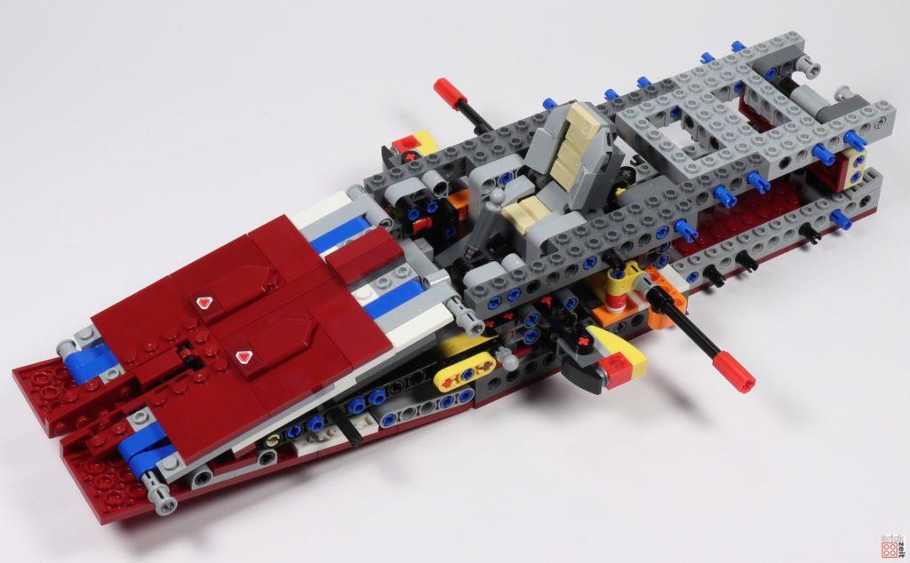 LEGO Star Wars 75275 - Bauabschnitt 03, Bild 20 | ©2020 Brickzeit