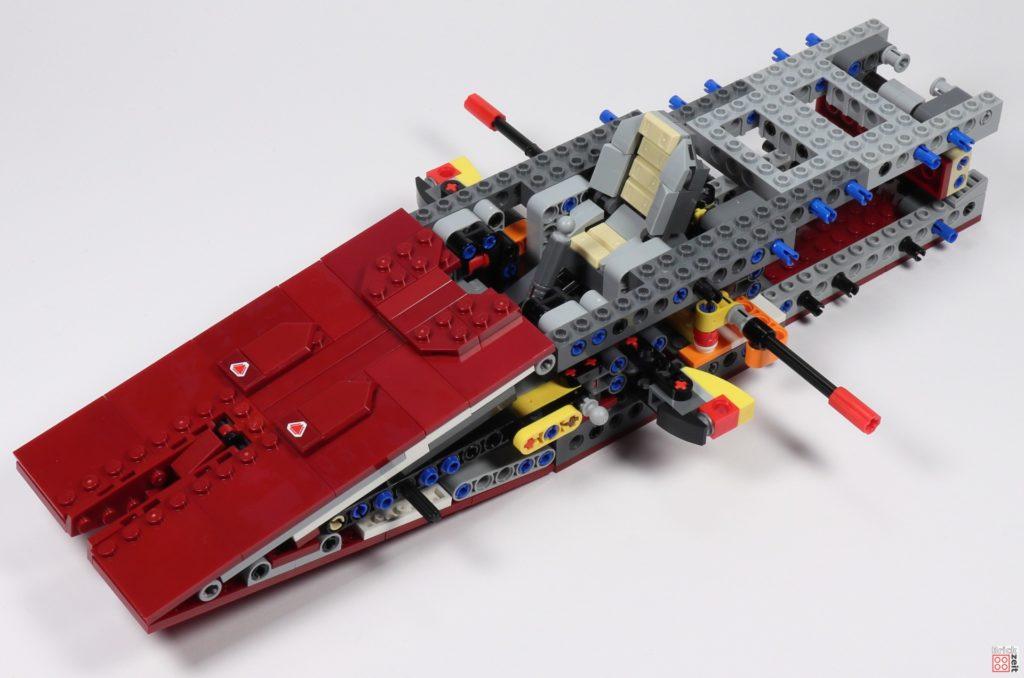 LEGO Star Wars 75275 - Bauabschnitt 03, Bild 25 | ©2020 Brickzeit