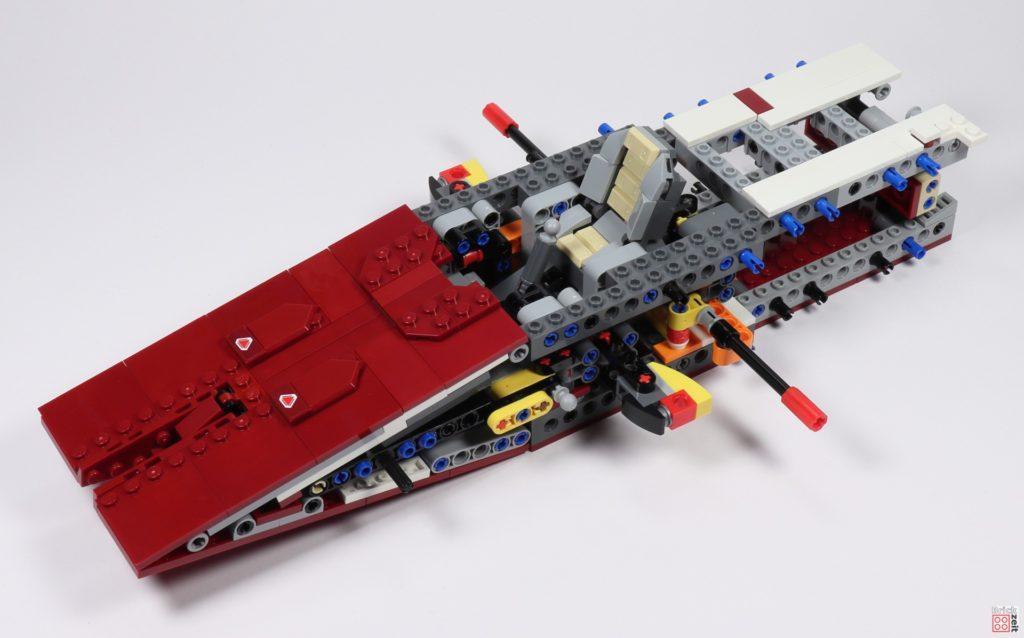 LEGO Star Wars 75275 - Bauabschnitt 04, Bild 03 | ©2020 Brickzeit