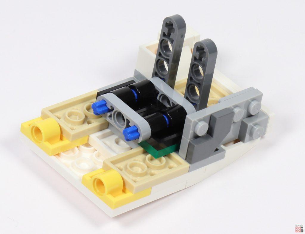 LEGO Star Wars 75275 - Bauabschnitt 04, Bild 07 | ©2020 Brickzeit