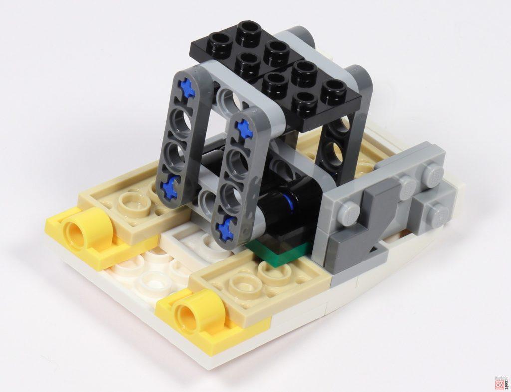 LEGO Star Wars 75275 - Bauabschnitt 04, Bild 08 | ©2020 Brickzeit