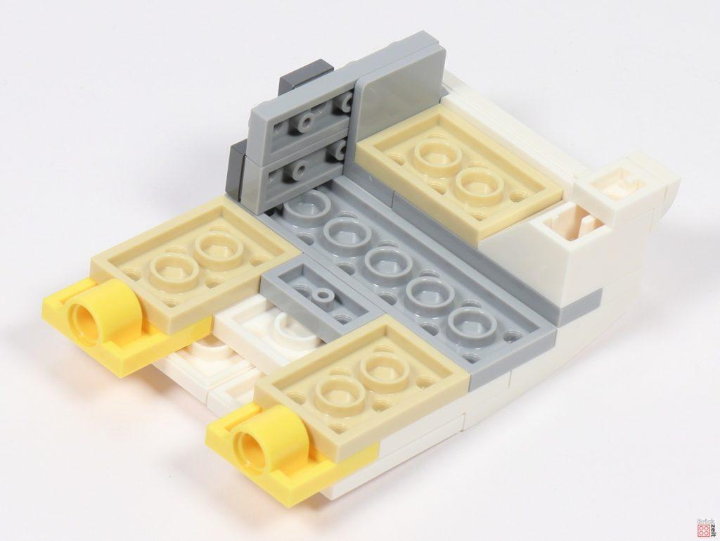 LEGO Star Wars 75275 - Bauabschnitt 04, Bild 10 | ©2020 Brickzeit