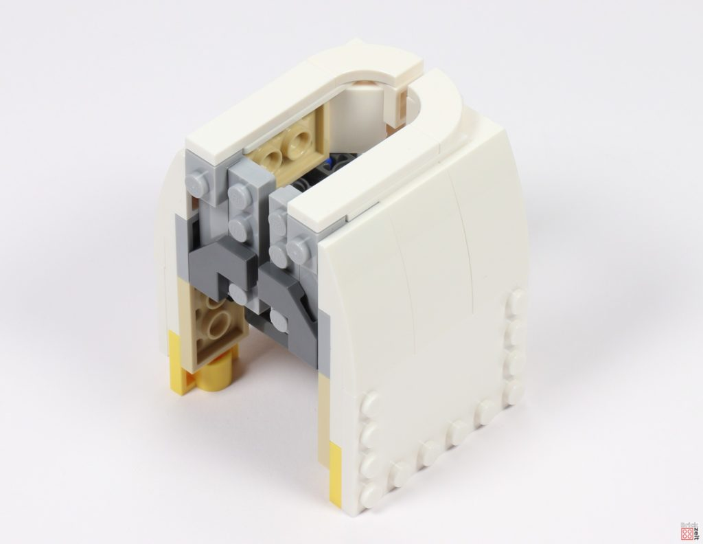 LEGO Star Wars 75275 - Bauabschnitt 04, Bild 11 | ©2020 Brickzeit