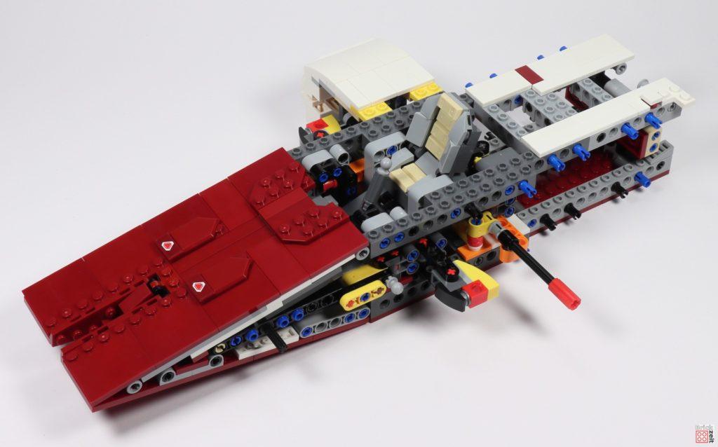 LEGO Star Wars 75275 - Bauabschnitt 04, Bild 13 | ©2020 Brickzeit