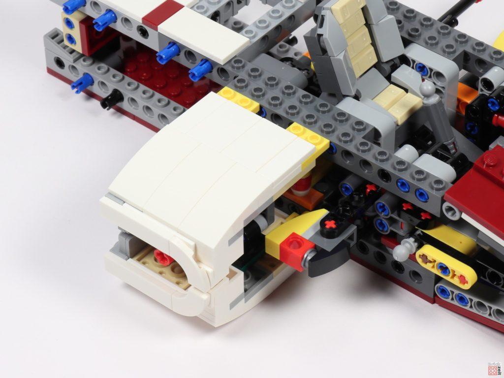 LEGO Star Wars 75275 - Bauabschnitt 04, Bild 14 | ©2020 Brickzeit