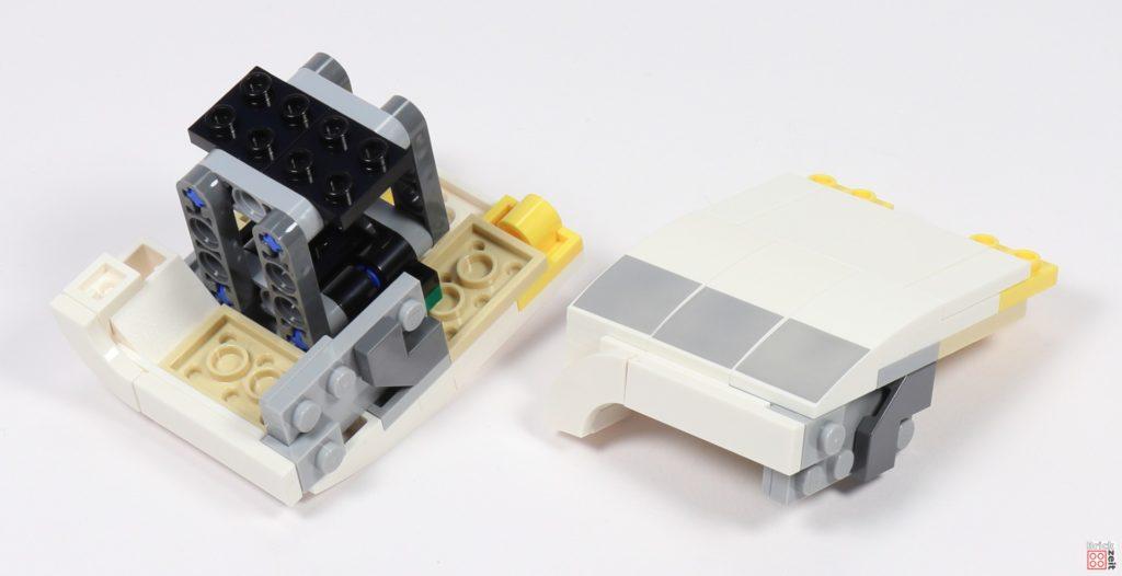 LEGO Star Wars 75275 - Bauabschnitt 04, Bild 16 | ©2020 Brickzeit