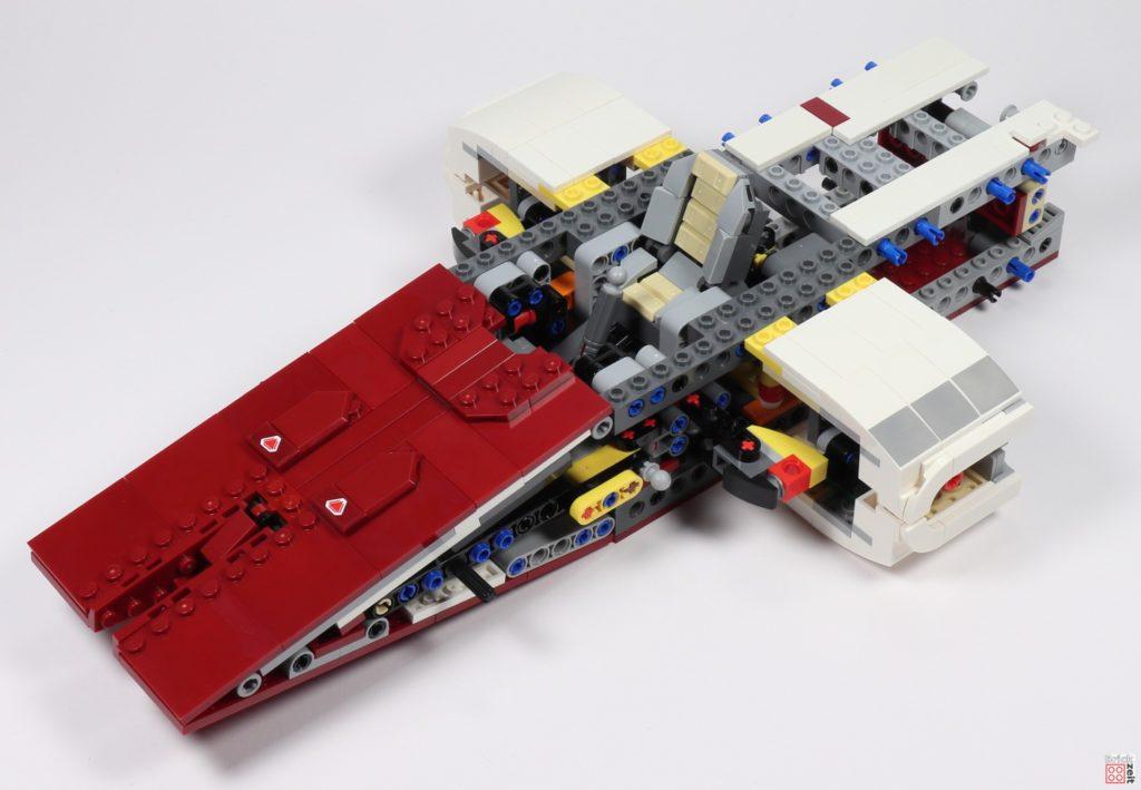 LEGO Star Wars 75275 - Bauabschnitt 04, Bild 18 | ©2020 Brickzeit