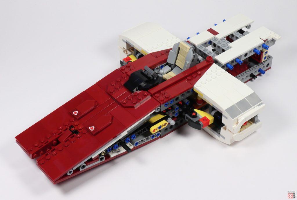 LEGO Star Wars 75275 - Bauabschnitt 04, Bild 23 | ©2020 Brickzeit