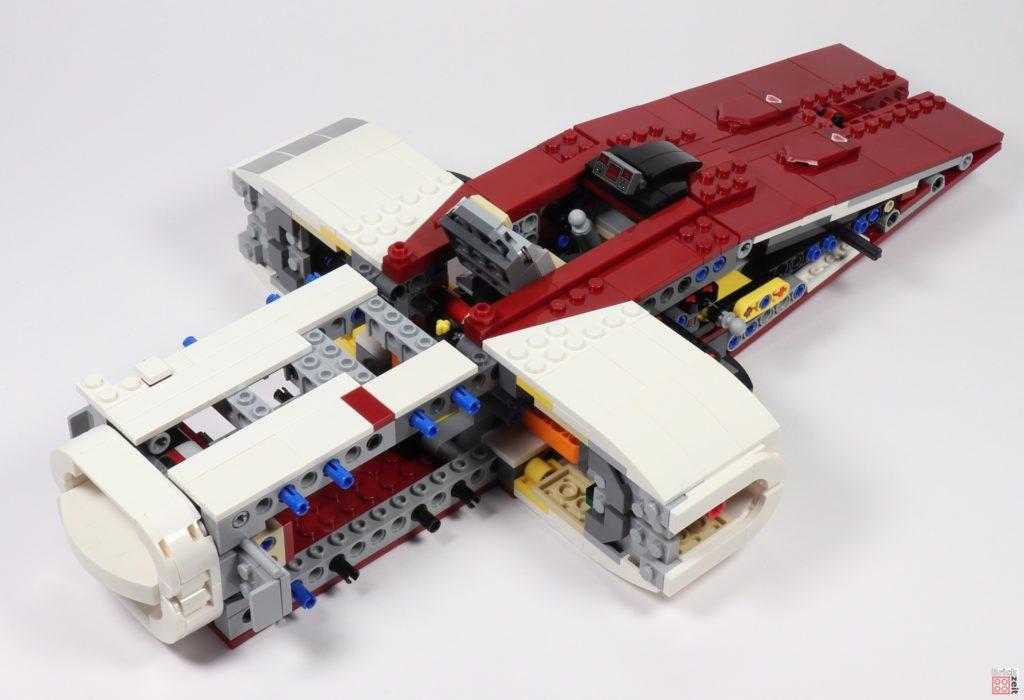 LEGO Star Wars 75275 - Bauabschnitt 05, Bild 05 | ©2020 Brickzeit
