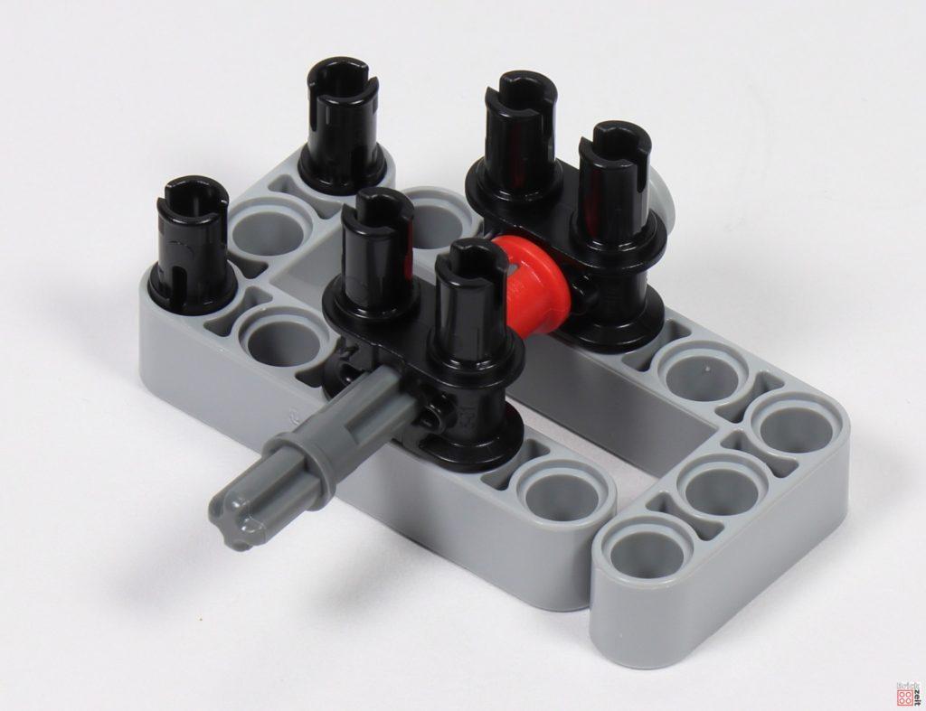 LEGO Star Wars 75275 - Bauabschnitt 05, Bild 08 | ©2020 Brickzeit