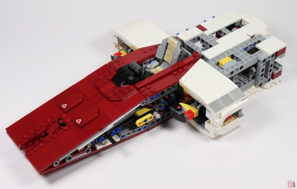 LEGO Star Wars 75275 - Bauabschnitt 05, Bild 13 | ©2020 Brickzeit