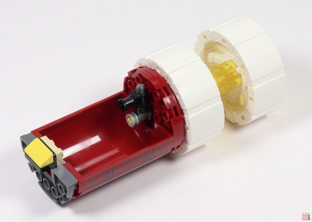 LEGO Star Wars 75275 - Bauabschnitt 05, Bild 26 | ©2020 Brickzeit