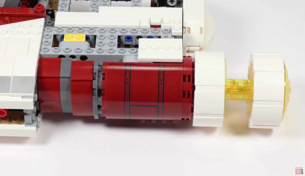 LEGO Star Wars 75275 - Bauabschnitt 05, Bild 27 | ©2020 Brickzeit
