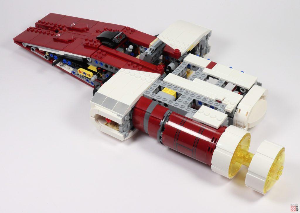 LEGO Star Wars 75275 - Bauabschnitt 05, Bild 28 | ©2020 Brickzeit