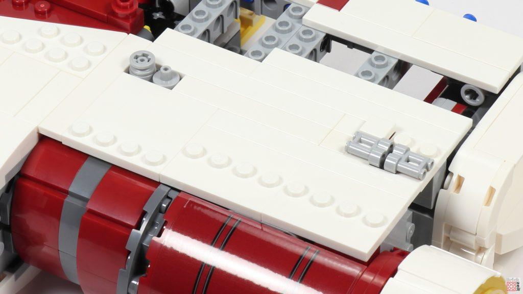 LEGO Star Wars 75275 - Bauabschnitt 05, Bild 29 | ©2020 Brickzeit