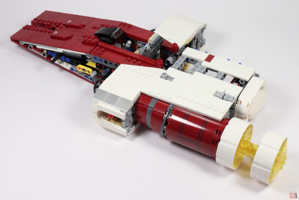 LEGO Star Wars 75275 - Bauabschnitt 05, Bild 30 | ©2020 Brickzeit