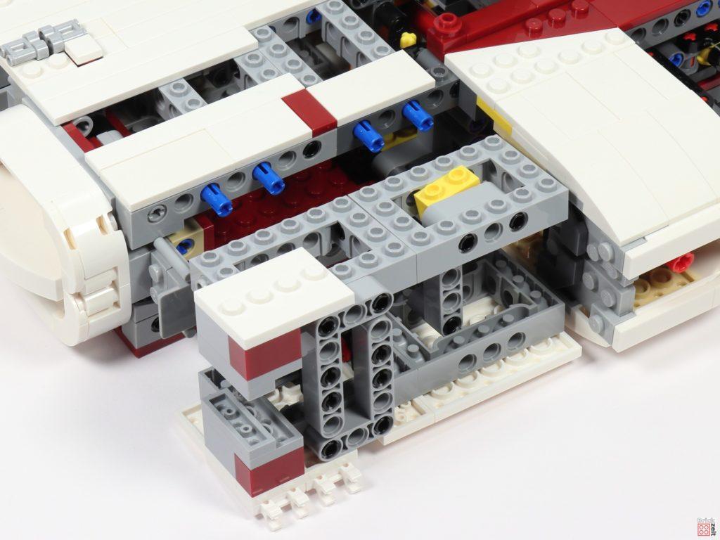 LEGO Star Wars 75275 - Bauabschnitt 06, Bild 01 | ©2020 Brickzeit