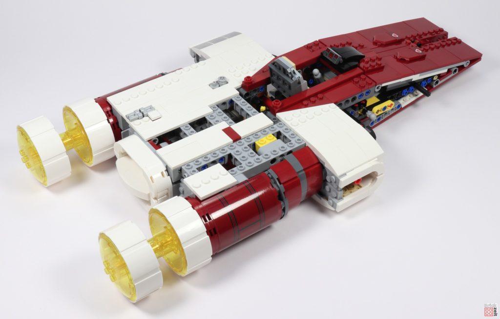 LEGO Star Wars 75275 - Bauabschnitt 06, Bild 08 | ©2020 Brickzeit