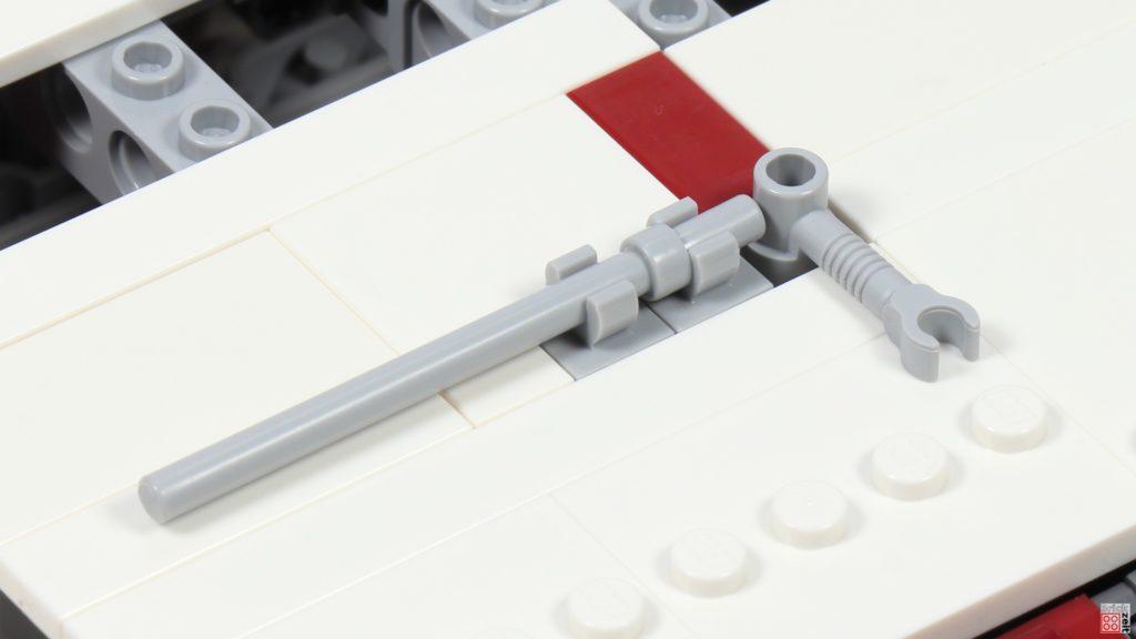 LEGO Star Wars 75275 - Bauabschnitt 06, Bild 10 | ©2020 Brickzeit