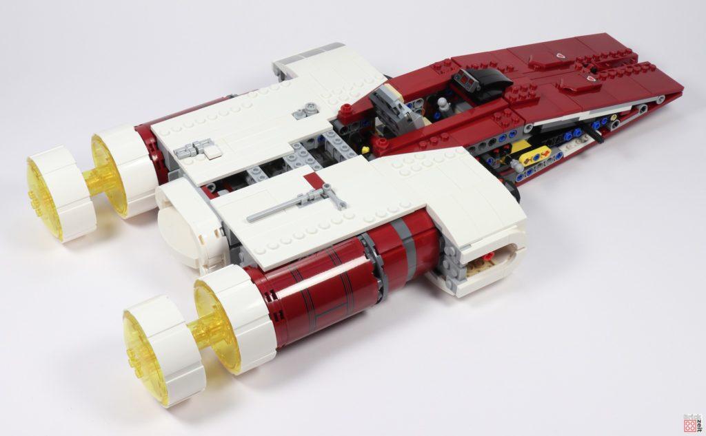 LEGO Star Wars 75275 - Bauabschnitt 06, Bild 11 | ©2020 Brickzeit