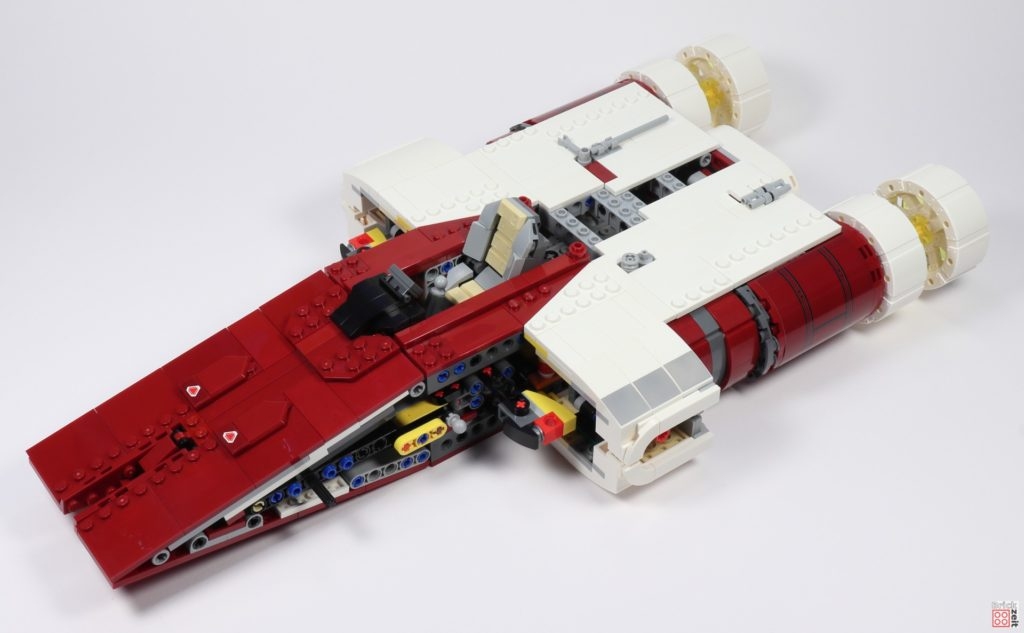 LEGO Star Wars 75275 - Bauabschnitt 06, Bild 12 | ©2020 Brickzeit