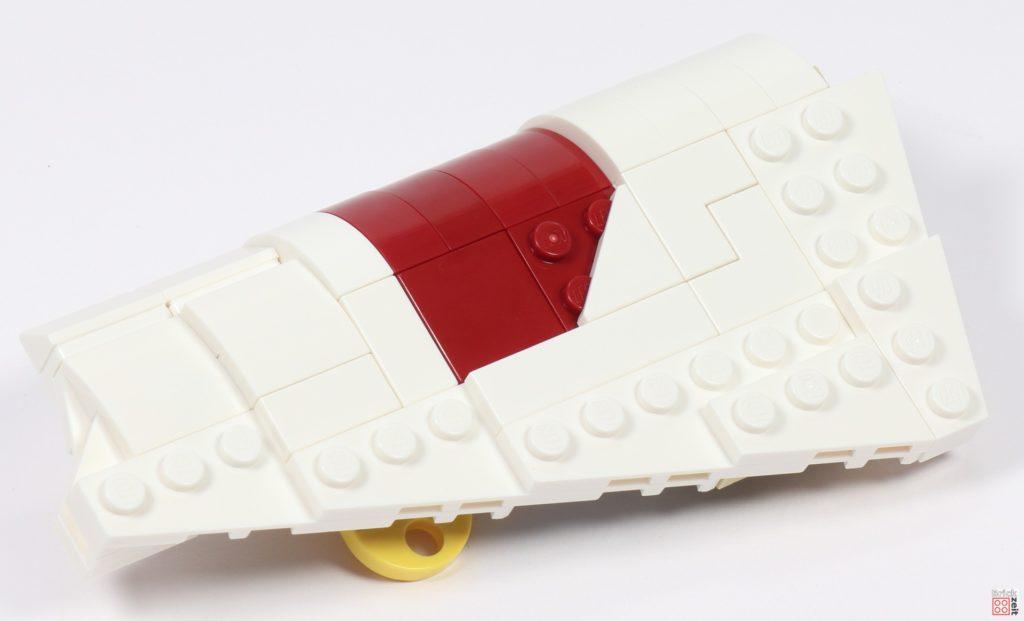 LEGO Star Wars 75275 - Bauabschnitt 07, Bild 10 | ©2020 Brickzeit