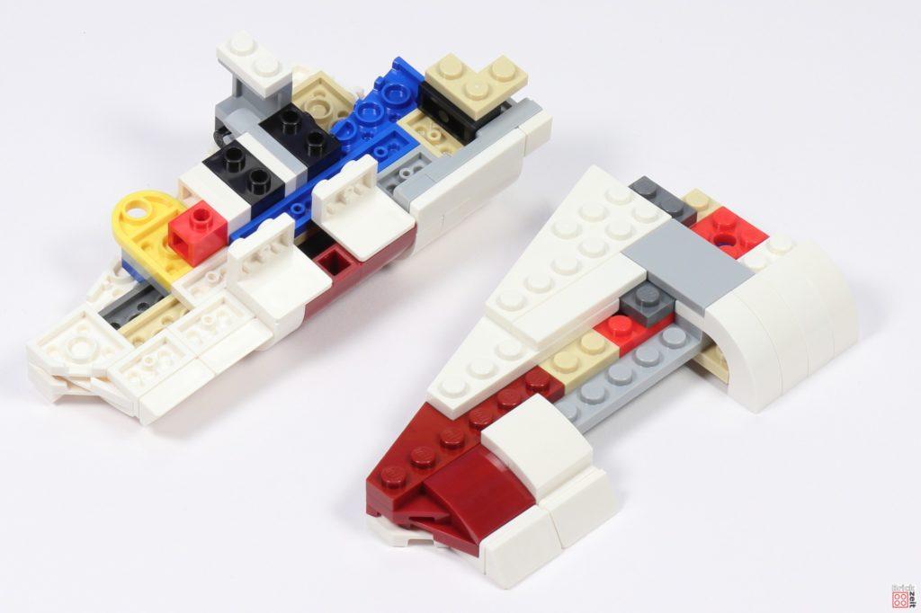 LEGO Star Wars 75275 - Bauabschnitt 07, Bild 17 | ©2020 Brickzeit